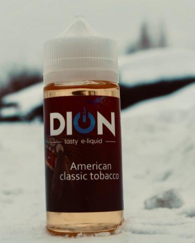 Жидкость Dion American classic tobacco