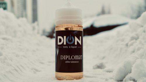 Жидкость Dion Diplomatv
