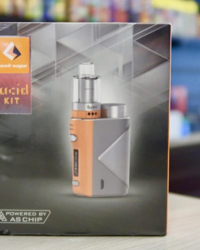 Бокс мод Geek Vape Lucid Kit экран
