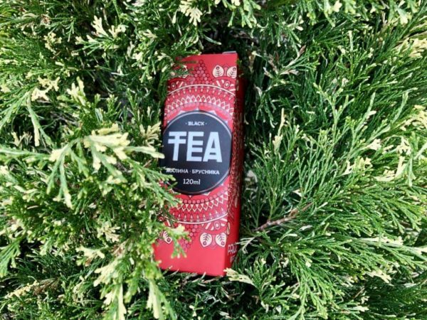 Жидкость Tea Малина Брусника вкусипар.рф