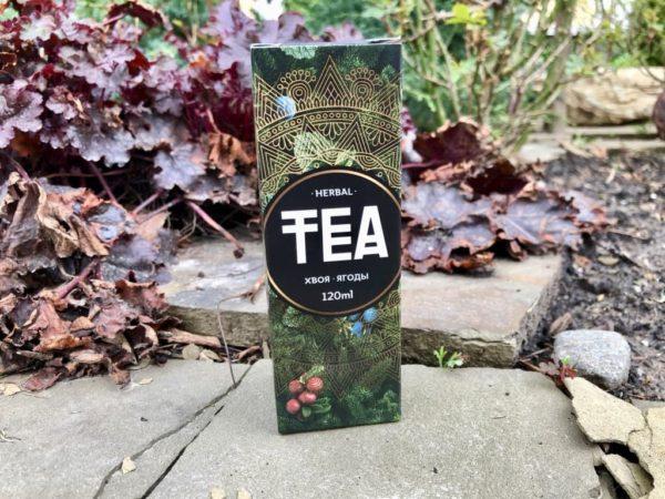 Жидкость Tea Хвоя Ягоды вкусипар.рф