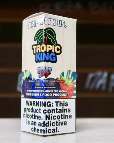 Жидкость Tropic King Berry Breeze