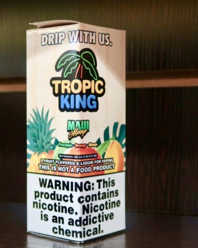 Жидкость Tropic King Maui Mango