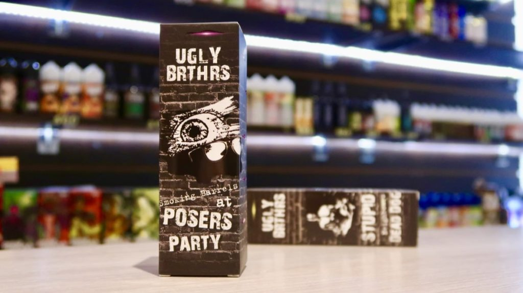 Жидкость Ugly Brthrs At Posers Party