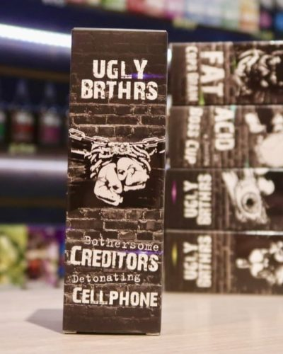 Жидкость Ugly Brthrs Creditors Cellphone