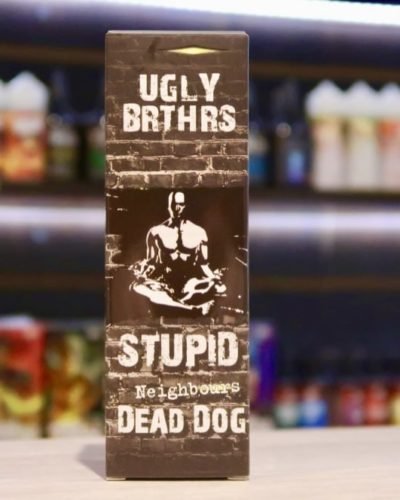 Жидкость Ugly Brthrs Stupid Dead Dog