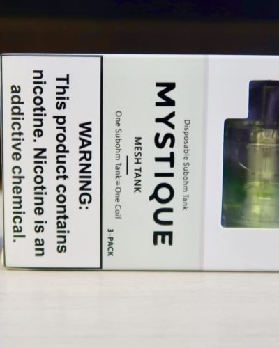 Одноразовый бак Mystique Mesh Tank 0,15 ом