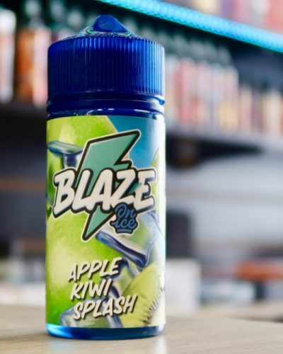 Жидкость Blaze on ice Apple kiwi splash