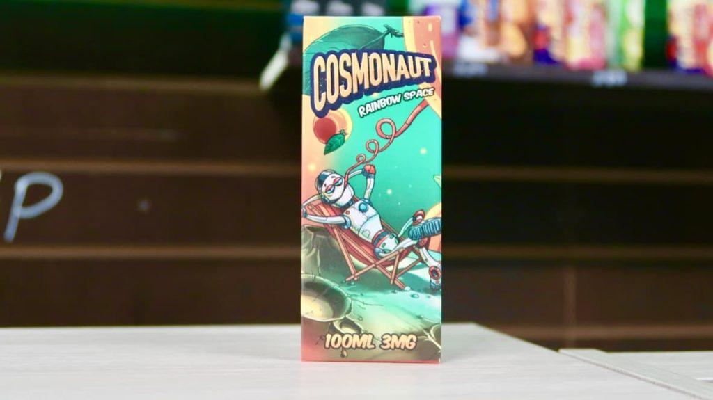 Жидкость Cosmonaut Rainbow Space