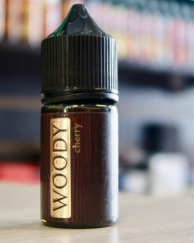 Жидкость Woody Salt Cherry