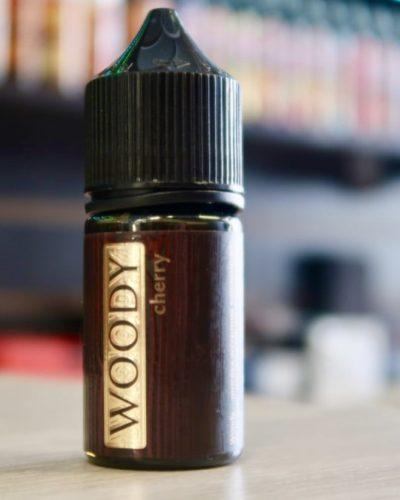 Жидкость Woody Salt Cherry