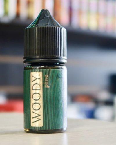 Жидкость Woody Salt Pine