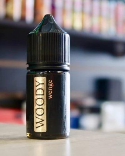 Жидкость Woody Salt Wenge