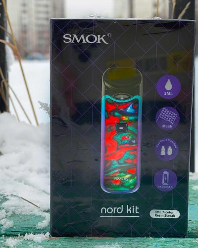 SMOK Nord kit IML7-color Resin Steak вкусипар.рф