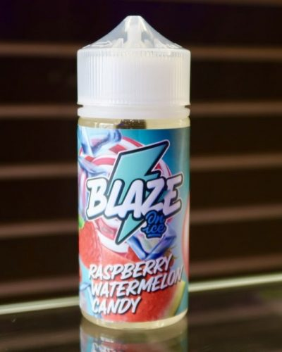 Жидкость Blaze Raspberry Watermelon candy
