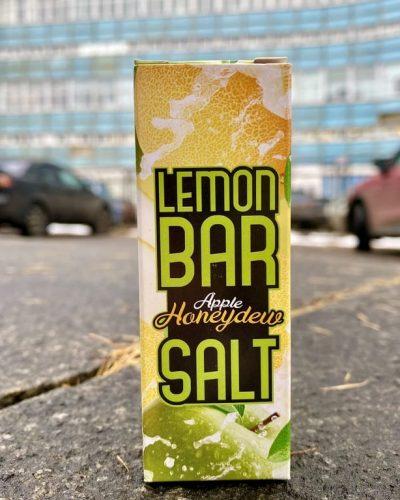 Жидкость Lemon Bar Salt