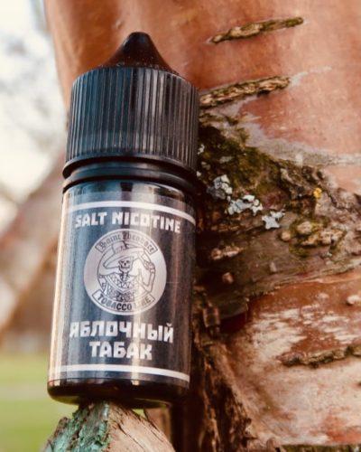 Жидкость Sainth Thedore Salt Яблочный табак