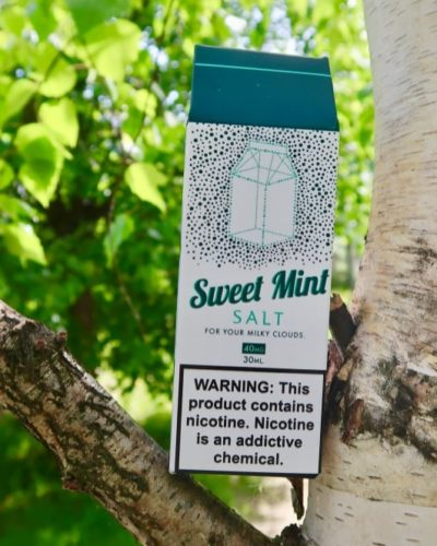 Жидкость Milkman Sweet Mint Salt