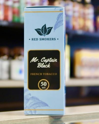 Жидкость Mr Captain Black French Tobaccojpg