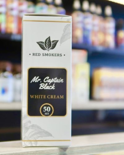 Жидкость Mr Captain Black White Cream