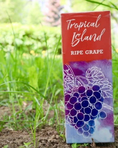 Жидкость Tropical Island Ripe Grape