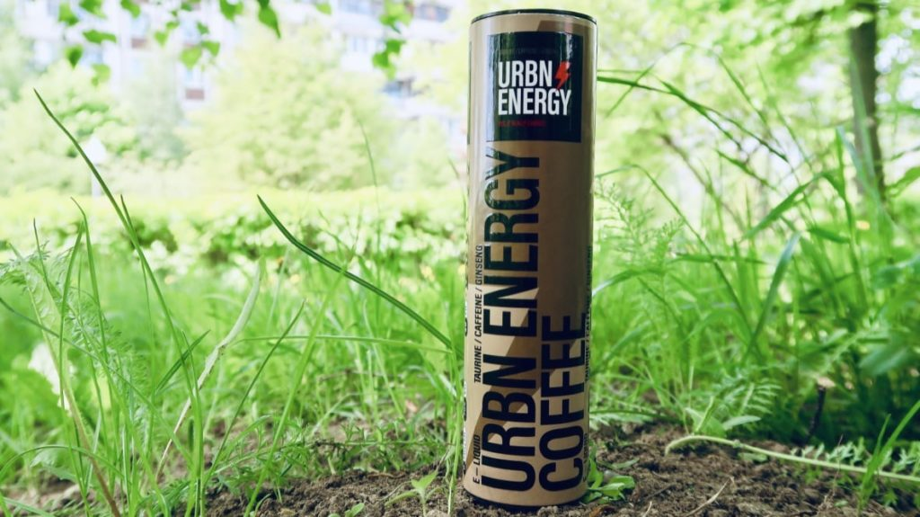 Жидкость Urbn Energy Coffee