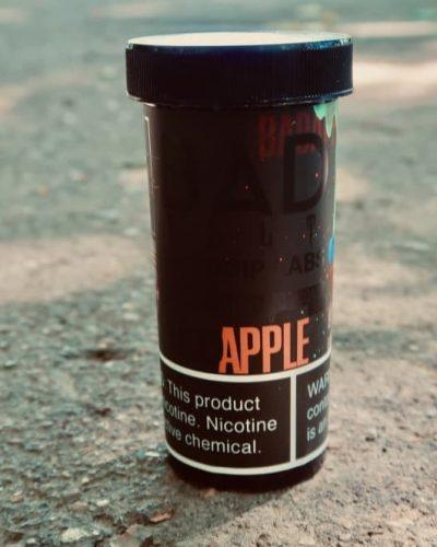 Жидкость Bad Drips Salt Apple