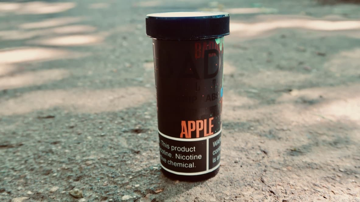 Жидкость Bad Drips Salt Apple