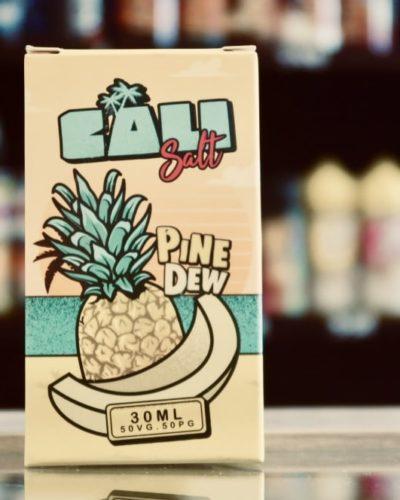 Жидкость Cali Salt Pine Dew вкуси пар
