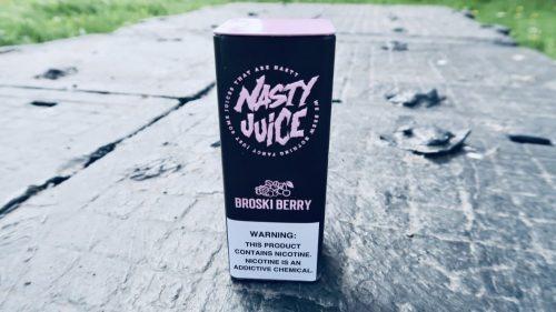 Жидкость Nasty Juice Broski Berry вкуси пар вейп шоп