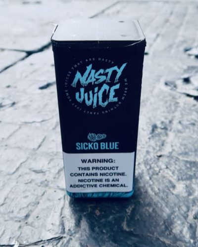 Жидкость Nasty Juice Sicko Blue вкуси пар вейп шоп