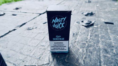 Жидкость Nasty Juice Sicko Blue вкуси пар вейп шоп