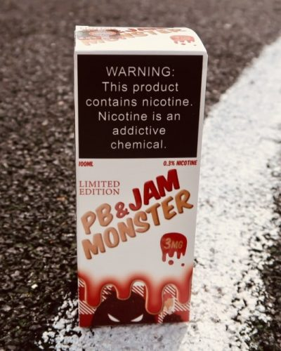 Жидкость PB Jam Monster Strawberry