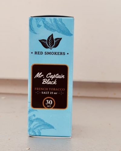 Жидкость табачная для вейпа mr Captain Black French Tobacco