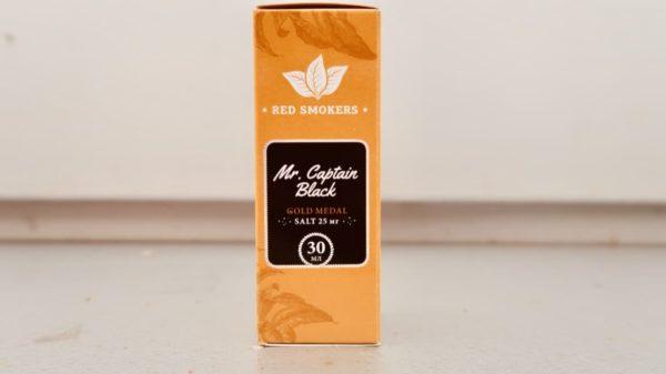 Жидкость табачная для вейпа mr Captain Black Gold Medal Вкуси пар