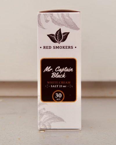 Жидкость табачная для вейпа mr Captain Black White Cream