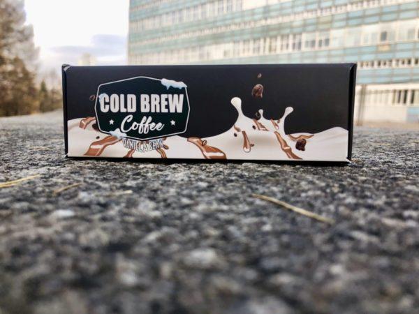 Жидкость для вейпа Nitro Cold Brew Coffee Vanilla Bean вейп магаизн
