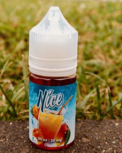 Жидкость Nice Salt персик