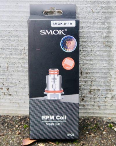 Испарители для smok rpm 40