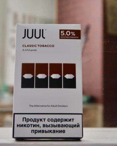 Головка на Juul Зеленоград купить со вкусом табака вкуси пар