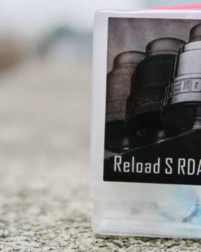 Дрипка Reload s Clone купить вейп шоп вкуси пар