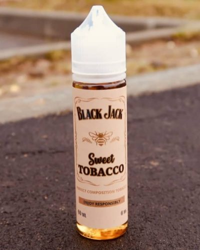 Жидкость Black Jack Sweet Tobacco вкуси пар вейп магазин Зеленоград