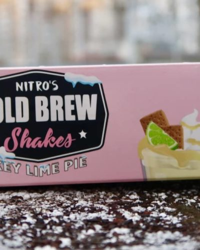 Жидкость Nitro's Cold Brew Shakes Key Lime Pie
