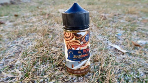 Жидкость Electrojam Cinnabomb вкуси пар вейп зеленоград