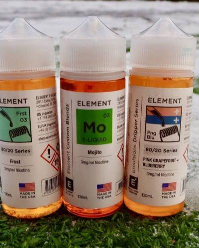 Жидкость Element