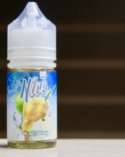 Жидкость для вейпа Nice Salt яблочный сок вкусипар.рф