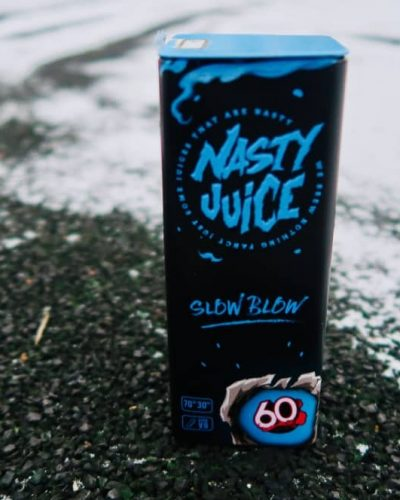 Жидкость для вейпа Nasty Juice Slow Blow вкусипар.рф