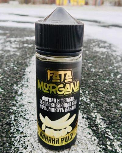 Жидкость для электронных сигарет Зеленоград Fata Morgana Banana Pulp вкусипар.рф