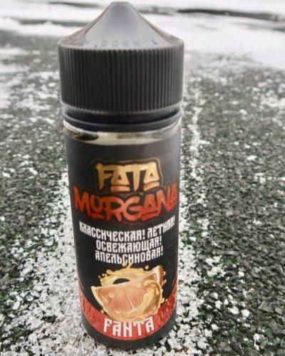 Жидкость для электронных сигарет Зеленоград Fata Morgana Fanta вкусипар.рф