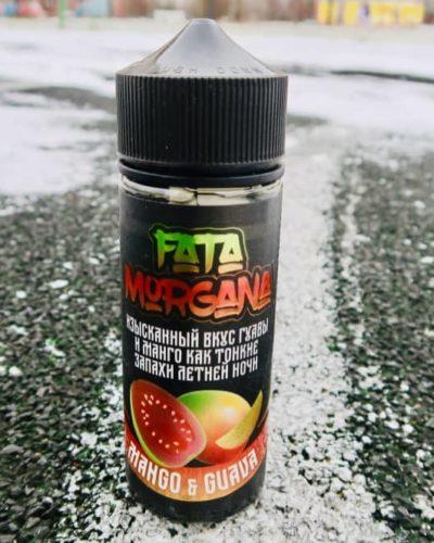 Жидкость для электронных сигарет Зеленоград Fata Morgana Mango Guava вкусипар.рф